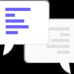 testimonial text box