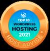 2021 top wordpress host